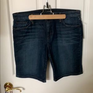 Joe's women's jean shorts